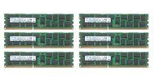 48GB Kit (6x 8GB) DDR3 1333 MHz ECC RAM für Apple Mac Pro 4,1-5,1 (2009-2012)