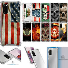 For Samsung Galaxy S20 Ultra- Clear TPU Bumper Shockproof Case -1