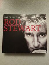 [DVD+2CD] The Definitive Rod Stewart [Deluxe]