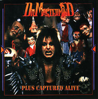 Kurt james Deen Castronovo Dr Mastermind studio lp plus captured alive CD