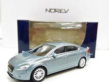 """Peugeot 508 Bleu Ciel 1/64 """"3 Inche"""" Diecast NOREV Produit NEUF !!"""