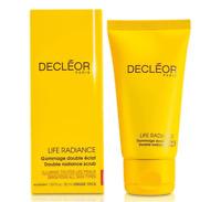Decleor Life Radiance Double Radiance Scrub - 1.69 oz / 50 ml - New In Box