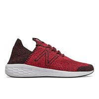 New Balance MCRZSSR2 Cruz v2 Sockfit Fresh Foam Tm Red Black Men's Running Shoes