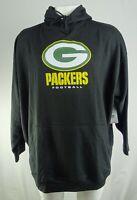 Green Bay Packers NFL Majestic Men's Flawed Hoodie