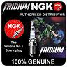 NGK Iridium IX Spark Plug fits SUZUKI GSX650F 650cc 08-> [CR8EIX] 4218