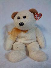 """Ty Beanie Buddies Huggy Teddy Bear 14"""" Plush Soft Toy Stuffed Animal"""