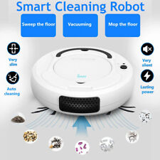 Smart Robot Cleaner Wireless Vacuum Sweeper Automatic Cleaning Mop House Robotic