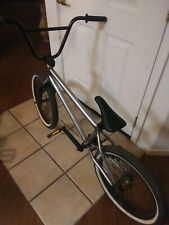Mid school bmx bike by Eastern rawed frame eastern forks