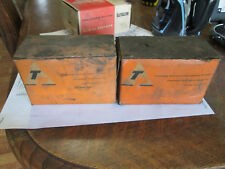 Rare NOS Mechanical Lifter Set (16) Thompson Products VL31 Chevrolet V8????