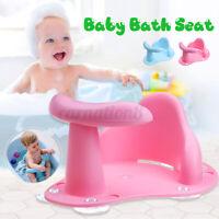 Baby Bath Seat Baby Bath Tub Ring Seat Infant Bath Seat Chair Safety USA