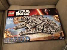 Lego Star Wars 75105 Halcón Milenario-Nuevo y Sellado