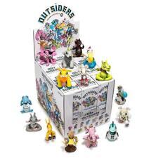 """Kidrobot Joe Ledbetter Outsiders Mini Series 3"""" Figure JLED Case of 24 Blind"""
