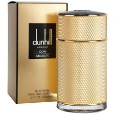 Dunhill Icon Absolute by Alfred Dunhill Perfume for Men Spray 3.4 oz NEW IN BOX