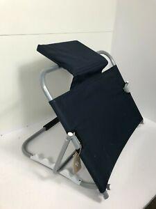 Coopers Navy Blue Adjustable Bed Back Rest   G16