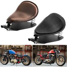 Moto Solo Selle Siège Ressorts Support Pour Harley Bobber Chopper Yamaha
