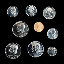 U.S. Proof and Proof-Like Job Lot with 0.4437 ozt. ASW Silver - SF Mint