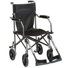 Drive DeVilbiss TC005 TraveLite Aluminium Transport Chair