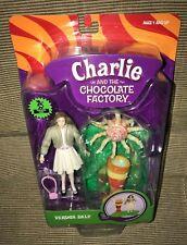 New FunRise Charlie & The Chocolate Factory Veruca Salt Action Figure RARE