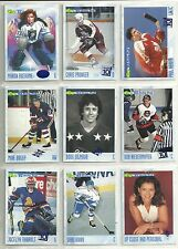 1993-94 Classic Draft Picks 150-card Hockey Set  Manon Rheaume  Paul Kariya