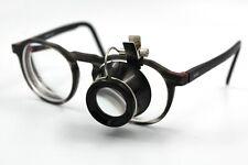 Lente Monocolo per Occhiali Ingrandimento 2x Orologi e Gioielli Professionale