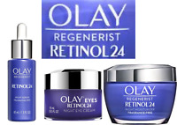 OLAY RETINOL 24 FULL SET OR SEPERATE ITEMS - CHOOSE BETWEEN - BRAND NEW
