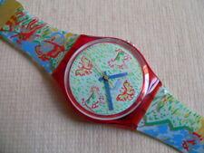 1994 Swatch Watch Alphorn GR120 Designed by Linda Graedel