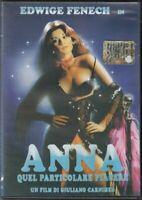 ANNA, quel particolare piacere. DVD Film ITALIANO PAL