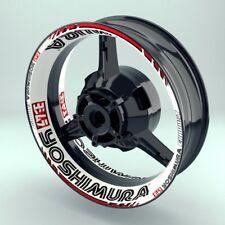 """Felgenaufkleber Felgenrandaufkleber Premium Wheelsticker """"Yoshimura V2"""""""