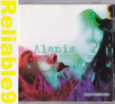 Alanis Morissette - Jagged little pill CD 12tracks - 1995 WEA -Made in Australia