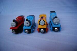 Wooden Thomas & Friends Train Bundle x4