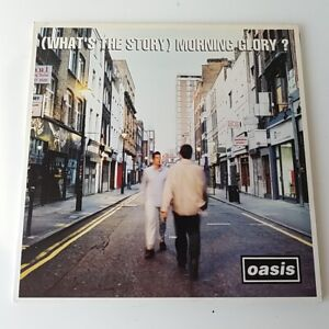 Oasis - What's The Story Morning Glory - Vinyl LP 1st Press Damont EX+/EX+