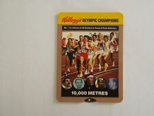 KELLOGG'S OLYMPIC CHAMPIONS 1991 - CARD NO.7 ( OTHER CARDS ALSO AVAILABLE )