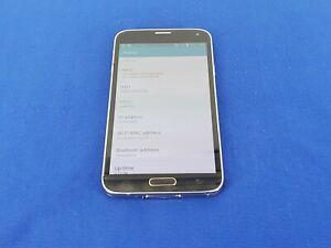 Samsung Galaxy S5 SM-G900R4 - US Cellular - 16GB - Gray (R10)