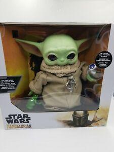 Star Wars Mandalorian Yoda Figure 1437776