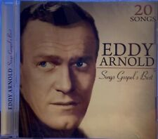 Eddy Arnold Sings Gospel's Best (CD, 2019) NEW and Sealed