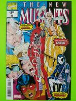 New Mutants #98 Facsimile Edition Reprint NM Marvel Comics 2019