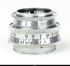 Lens Zeiss Tessar 2,8/5cm 50mm Heavy for Exakta