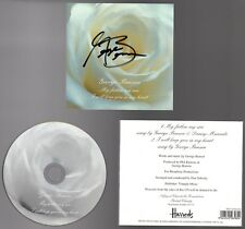 George Benson My Father, My Son Princess Diana & Dodi Al Fayed CD Single Signed