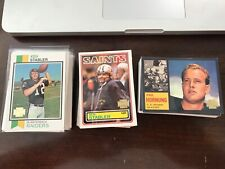 2001 Topps Archives Football Complete, Finish Your Set--1-178-Updated 7-26-20