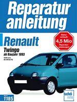 Renault Twingo ab 1993 Reparaturanleitung Reparaturbuch Reparatur-Handbuch
