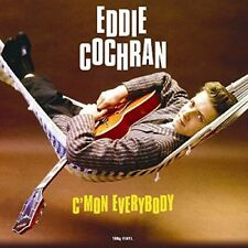 Eddie Cochran - C'mon Everybody [New Vinyl LP] UK - Import