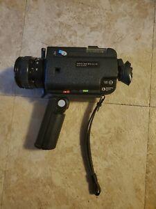 Sankyo ES-66XL Super 8 Movie Video Camera VINTAGE SANKYO SEIKI