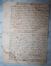 Rare post Revolutionary War Letter Mount Vernon George Washington Translator