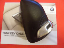 Genuine BMW Lifestyle Black Key Fob Case