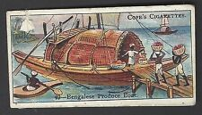 COPE - BOATS OF THE WORLD - #49 BENGALESE PRODUCE BOAT