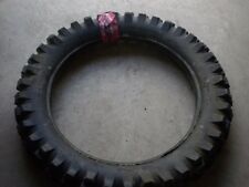 NEW NOS Vintage Avon New Gripster Knobby Tire 4.00 x 18 Made in England AJS BSA