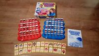 MB Games GUESS WHO? - Complete. 2004 Edition - Family Fun Kids Games