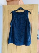 ladies top size 18 used From Next. VGC.