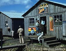 Juke Joint, Belle Glade, Florida - 1941 - Historic Photo Print