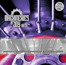 Machineries Of Joy Vol. 5 - Sampler - 2CD Blutengel, Hocico, Combichrist